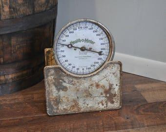 Vintage Health-o-Meter Floor Scale