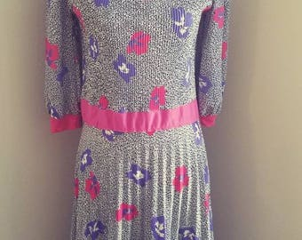Gorgeous, Vintage, Day Dress Unbranded