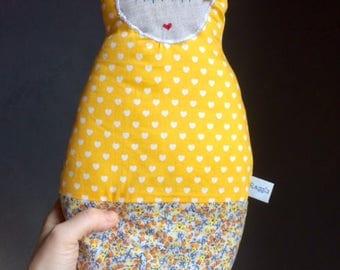 Fabric matryoshka - Russian doll