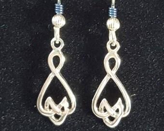 Celtic Love Knot Earrings