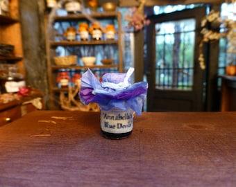 Miniature Vial of 'Annabella's Blue Devils'