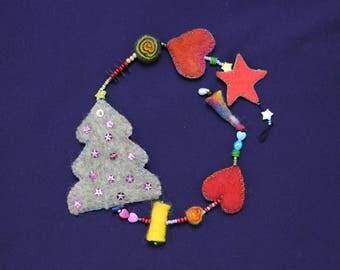 Magical Christmas Garland-enchanting Christmas garland k06
