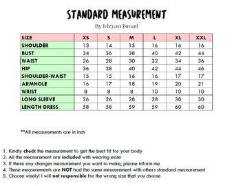 Standard Measurement