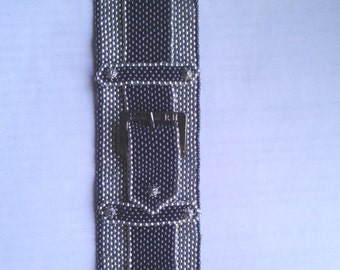 Belt braceled