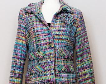 Vintage Anage vintage multicolor jacket