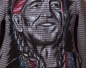 Willie Nelson Jacket