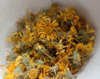 Dried Calendula Flowers, 1 oz.