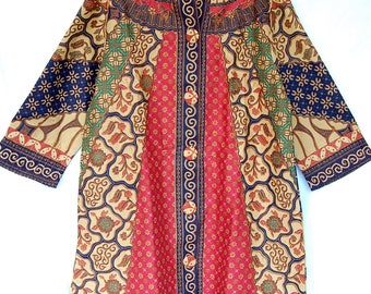 ORIGINAL INDONESIAN BATIK new overcoat