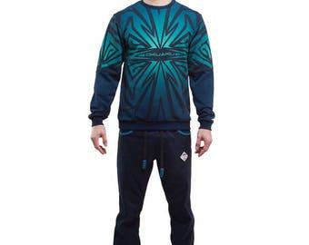 Mercury Sweatshirt (Turquoise)