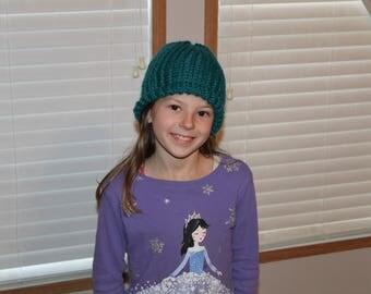 Kids Hat, Green