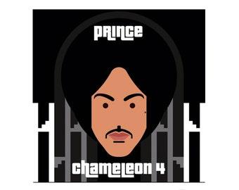 prince chameleon volume 4 cd