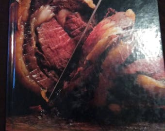 1979 Microwaving Meats Cookbook First Microwave Meat book made.  HC Excellent Condition