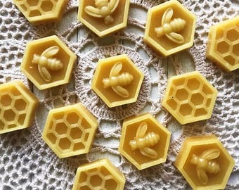 Bee Honeycomb silicone soap mold soap mold silicone molds plaster mold Ice mold silicone mold resin mold candle mold