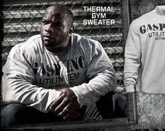 Gasp Thermal Sweater ( M / L )