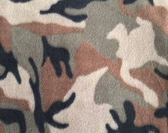 Camo Snood for Great Dane/Giant Breed dogs