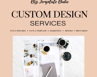 Custom Design Services [Please Contact DO NOT BUY]