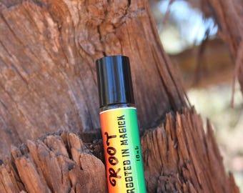 Root Chakra Essential Oil Potion