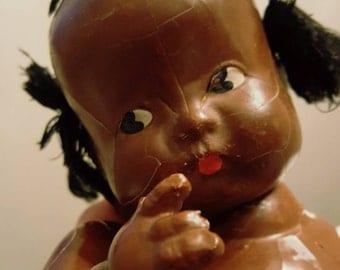Black Vintage Doll
