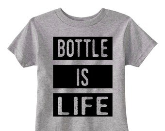 Bottle Is Life Graphic Tee
