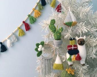Christmas 2017 Knit Pattern Set Digital Download