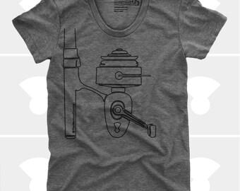 Fishing Reel - Women's T Shirt