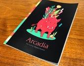 Arcadia Art Book