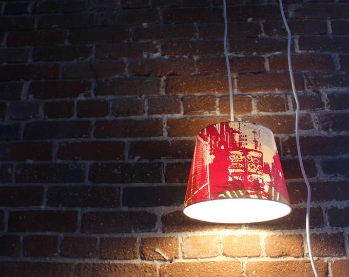 Modern City Pendant Lamp