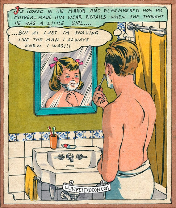 Art il geco transvestite
