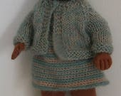 Georgie OOAK Cloth Doll