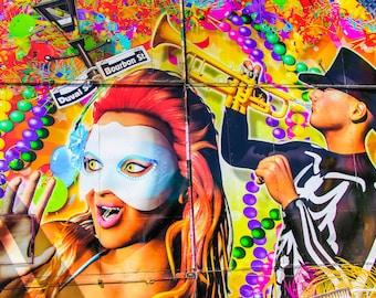 Mardi Gras Carnival Artwork 3 Fine Art Print- Carnival Art, County Fair, Nursery Decor, Home Decor, Children, Baby, Kids