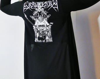 Graveland Hooded Robe