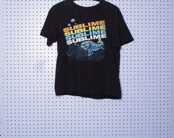 Vintage 90s SUBLIME Ska Rock Band Tee