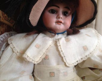 "1894, 16"" tall, Armand Marsille  doll"