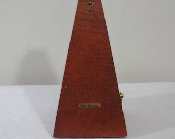 Vintage Seth Thomas Wood Metronome
