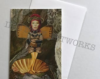 BOWIE 5x7 Card