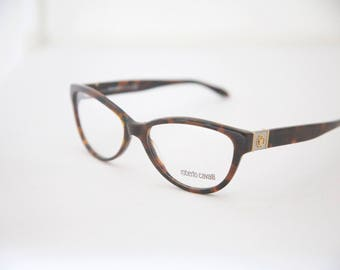 Roberto Cavelli / Eyeglasses Made in Italy, NOS designer eyeglasses