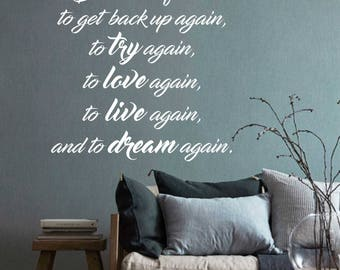 Get Back Up Again Quotes 82714 Loadtve