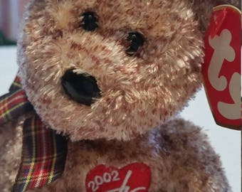 Totally sweet 2002 Signature Beanie Baby Bear