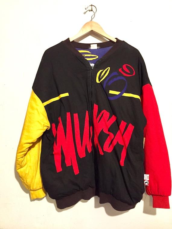 Disney Colorful Reversible Jacket