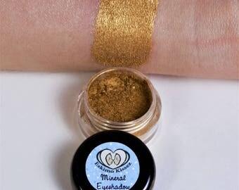Mineral Eyeshadow Apollo's Chariot Organic Makeup 5 gram jar