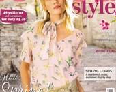 Burda Style Magazine April 2018 49 Patterns and Variations