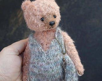 Marjorie Mine, Mohair Artist Teddy Bear from Aerlinn Bears