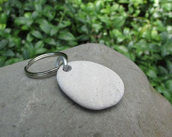 Natural STONE Keychain