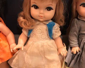 Vintage royal doll