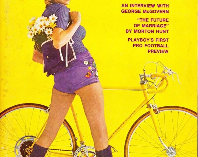 Vintage Playboy Magazine August 1971, Christy Miller, George McGovern, Bunnies of 1971, South Dakota, Cathy Rowland, John Dempsey