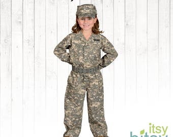 Army costume | Etsy