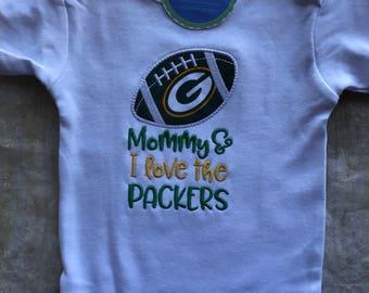 Green Bay Packers Inspired Shirt