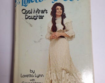 Loretta Lynn: Coal Miner's Daughter by Loretta Lynn (1976) Hardcover