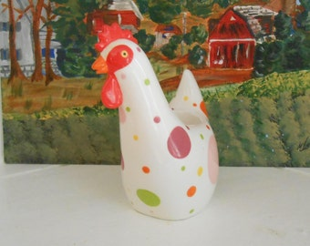 Roosters Candle Holders / Party Lite