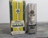 Vintage Metronome, Wittner Super Mini Taktell Metronome, Music Teacher Gift, Music Accessories